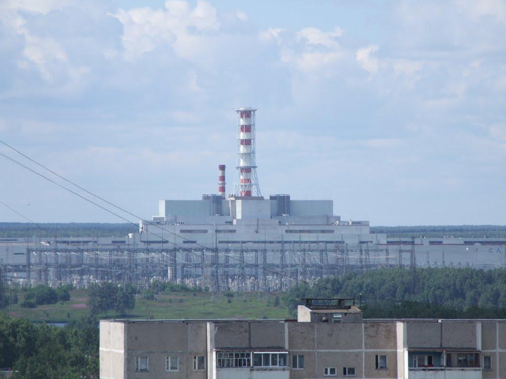 АЭС  в г. Десногорске